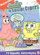 Spongebob Squarepants - The Seascape Capers
