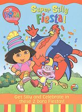 Dora the Explorer - Super Silly Fiesta!