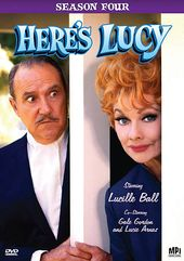 Here's Lucy - Season 4 (4-DVD)