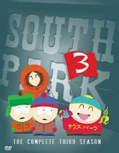 South Park - Complete Season 3 (3-DVD)