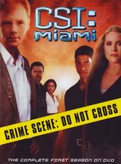 CSI: Miami - Complete 1st Season (7-DVD)