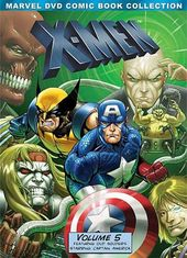X-Men - Volume 5 (2-DVD)