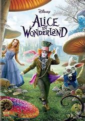 Alice in Wonderland (2010) (Widescreen)