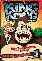 King Kong: The Animated Series, Volume 1