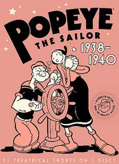Popeye the Sailor: Volume 2 - 1938-1940: 31