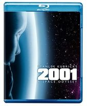 2001: A Space Odyssey (Blu-ray, Special Edition)