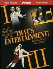 That's Entertainment! - Trilogy Giftset (HD DVD)