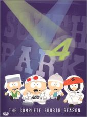 South Park - Complete Season 4 (3-DVD)