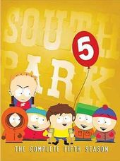South Park - Complete Season 5 (3-DVD)