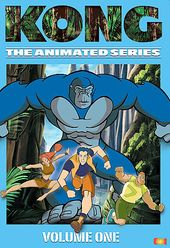 Kong: The Animated Series, Volume 1 (2-DVD)