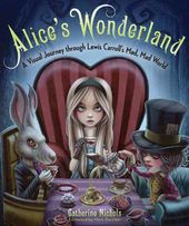 Alice's Wonderland: A Visual Journey Through