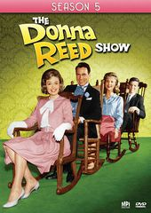 The Donna Reed Show - Season 5 (5-DVD)