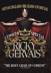 Ricky Gervais - Out of England: The Stand-Up