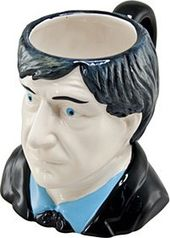 Doctor Who - The 2nd Doctor - 3D 11 oz. Ceramic