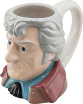 Doctor Who - The 3rd Doctor - 3D 11 oz. Ceramic