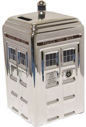 Doctor Who - TARDIS - Ceramic Money Bank