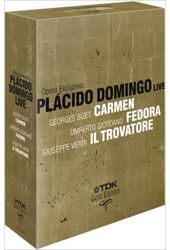 Opera Exclusive: Placido Domingo Live (4-DVD)