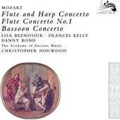 Concerto for Flute & Harp Concerto for Bassoon