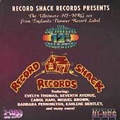The Definitive Record Shack Records 12""
