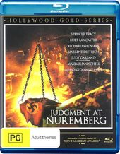 Judgment at Nuremberg [Import] (Blu-ray)