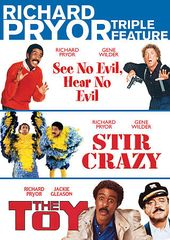 Richard Pryor Triple Feature (See No Evil, Hear