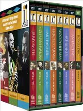 Jazz Icons: Series 4 (8-DVD)
