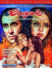 Eugenie (Blu-ray + DVD + CD)