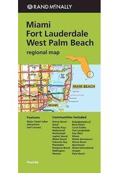Rand McNally Miami/Fort Lauderdale/West Palm