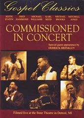 Commissioned - In Concert (1989 - State Theatre,