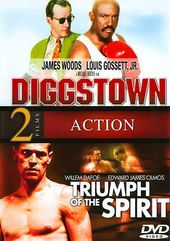 Diggstown / Triumph of the Spirit (2-DVD)