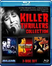 Killer Thrillers Collection (Blu-ray)