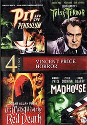 Vincent Price Horror - Pit and the Pendulum /