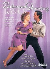 Ballroom Dancing Basics (with Bonus CD + Booklet)