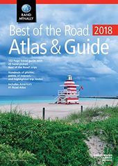 Rand Mcnally 2018 Best of the Road Atlas & Guide