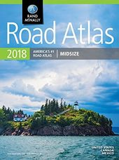 Rand Mcnally 2018 Road Atlas Midsize