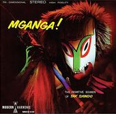 Mganga! The Primitive Sounds of Tak Shindo