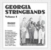 Georgia Stringbands, Volume 1