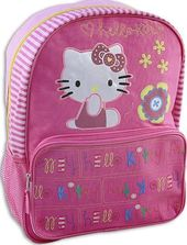 Hello Kitty - Pink Full Size With Embroidery -