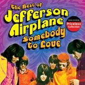 The Best of Jefferson Airplane - Somebody To Love