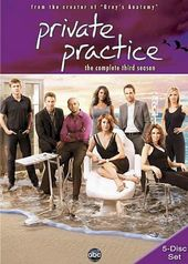Private Practice - Complete 3rd Season (5-DVD)