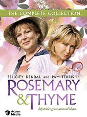Rosemary & Thyme - Complete Collection (9-DVD)
