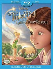 Tinker Bell and the Great Fairy Rescue (Blu-ray)