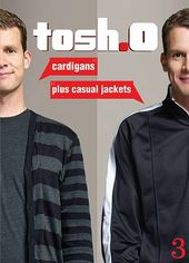 Tosh.0 - Cardigans Plus Casual Jackets (3-DVD)