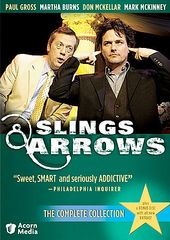 Slings & Arrows - Complete Collection (7-DVD)