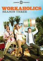 Workaholics - Season 3 (3-DVD)