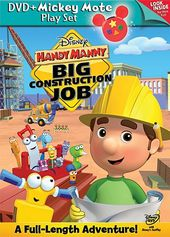 Handy Manny: Big Construction Job (With Mickey