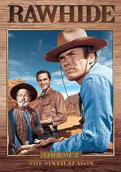 Rawhide - Season 6 - Volume 2 (4-DVD)