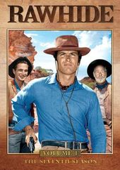 Rawhide - Season 7 - Volume 1 (4-DVD)