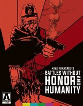 Battles Without Honor and Humanity (Blu-ray + DVD)