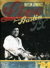 Waylon Jennings - Live from Austin, Texas